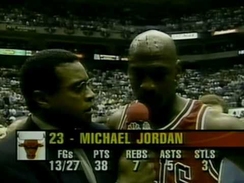 Remember 'The Flu Game'?
