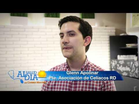 Enfermedad celíaca, todavía desconocida en dominicana