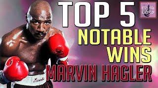 Video Marvin Hagler - Top 5 Notable Wins MP3, 3GP, MP4, WEBM, AVI, FLV Mei 2019