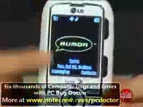 LG Rumor (Sprint)