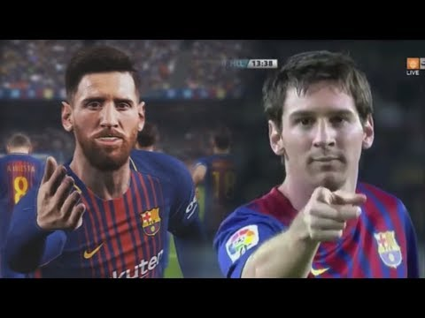 PES 2018 vs Reality - Comparison #2 HD