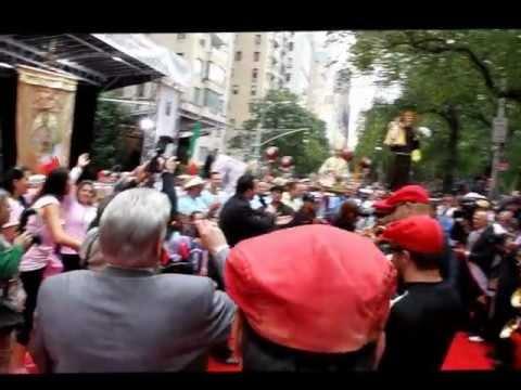 Columbus Day Parade 2012 NYC