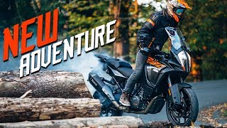 8. 2018 KTM 1290 SUPER ADVENTURE S - Why I love it? | RokON vlog #73