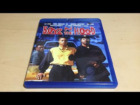 Boyz n the Hood - Blu-ray Unboxing