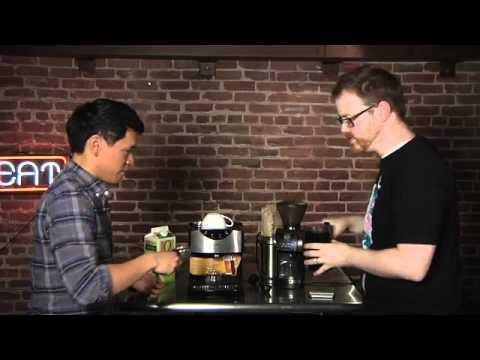 Quick Look at the Mr. Coffee Espresso/ Cappuccino Maker