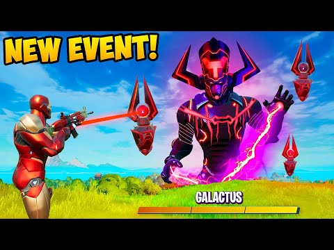 *NEW EVENT* GALACTUS IS FINALLY HERE!! - Fortnite Funny Fails and WTF Moments! #1063