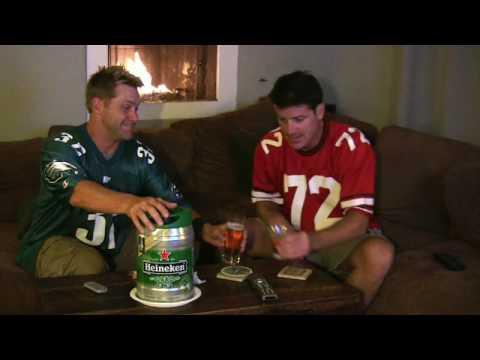 Heineken Beer Crowd Cam (spec commercial)