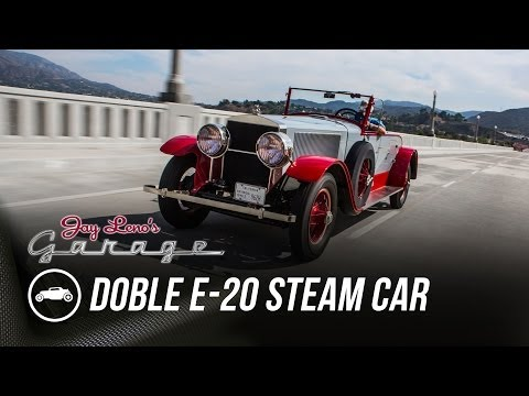 steam - 1925 Doble E-20 Steam Car. Jay takes you for a ride in the greatest steam car ever built, once owned by Howard Hughes who took it up to 132.5 mph in 1925! » ...