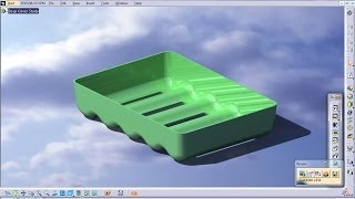 Catia V5 Tutorial|How to Create Soap Case P1|Product Design Engineering