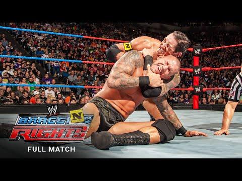 FULL MATCH - Randy Orton vs. Wade Barrett - WWE Title Match: WWE Bragging Rights 2010