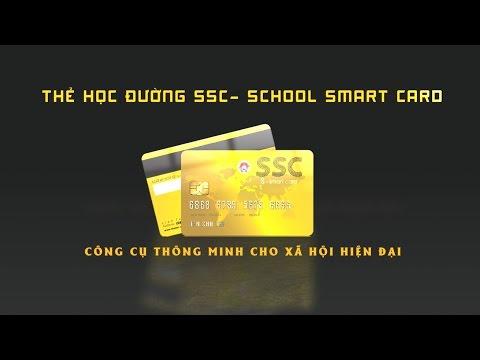 SSC Smart payment ( Smart  School Billing)- Thanh toán bằng thẻ học đường SSC