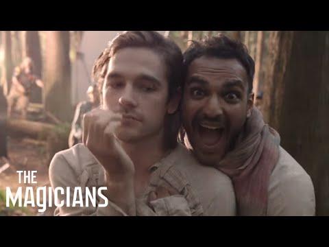 The Magicians Season 2 (Featurette)
