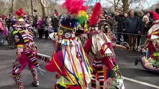St. Patricks Day Parade - London, UK 2019
