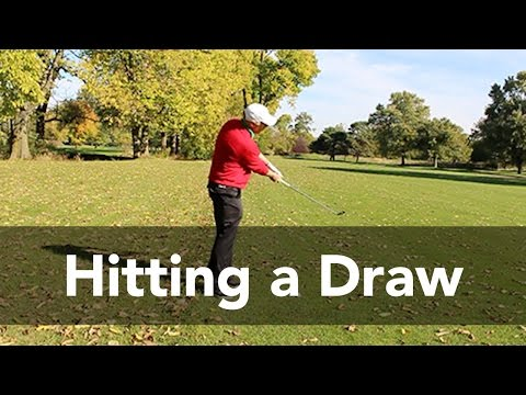 How to Hit a Draw in 3 Simple Steps | Golf Instruction | My Golf Tutor