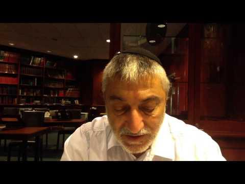 Zohar –  Il raprocha Israel de H'