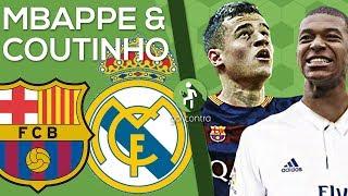 E aí, qual dos dois times ficaria mais forte? Acham que eles devem ir pra Real e Barça?