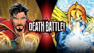 DEATH BATTLE! - Doctor Strange VS Doctor Fate (Marvel VS DC) | DEATH BATTLE!