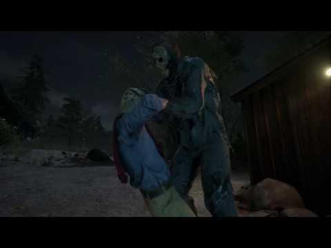 Friday the 13th : The Game en vidéo