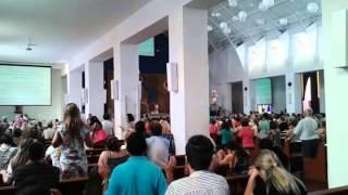 Jan 16, 2016 ... Cerco de Jericó Santuário Nossa Senhora do Carmo. ♥ Mary Sant'Anna ♥. nLoading... Unsubscribe from ♥ Mary Sant'Anna ♥? Cancel