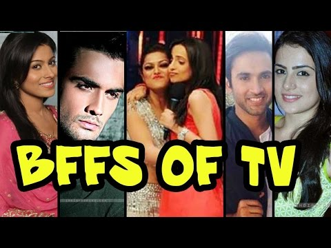 TV industrys real life BFF's