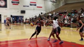 Highlights of the 2017 USA Basketball Women's 3x3 U18 National Tournament championship game.