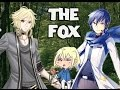 【Yohioloid, Kaito, Leon】The Fox【VOCALOIDカバー曲】+ VSQx
