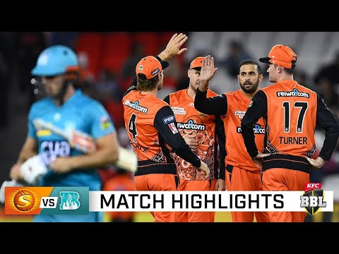 Super Scorchers cool the Heat with dominant display | KFC BBL|10