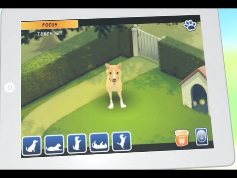 Video of Clickety Dog: Pet School
