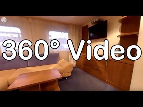 360 Grad Video: Kabine 414, Kat. I - MS Ivan Bunin