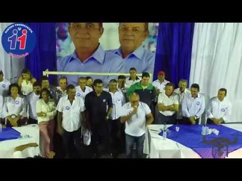 Convenção PP em Geminiano - PI - Herculano.