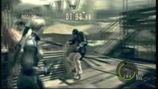 Download Lagu resident evil 5 mercenaries character melee moves Mp3