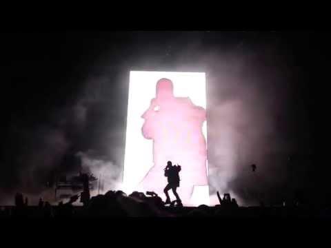 COLD - Kanye West (Live Outside Lands 2014)