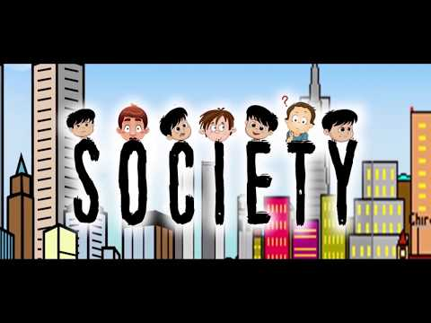 SOCIETY :By vinod Bairagi