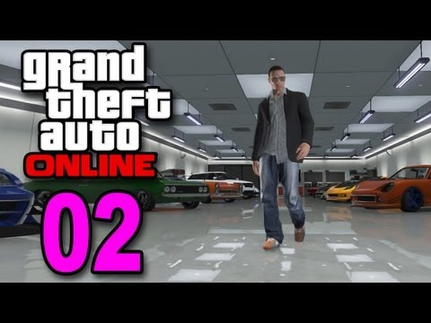 Grand Theft Auto 5 Multiplayer – Part 2 – Car Insurance (GTA Let's Play / Walkthrough / Guide)