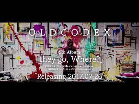 OLDCODEX – they go, Where?