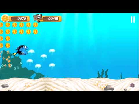 Video of Running Fish