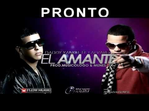 El Amante - Daddy Yankee Ft J Alvarez (Original) ★REGGAETON 2012★ / DALE ME GUSTA
