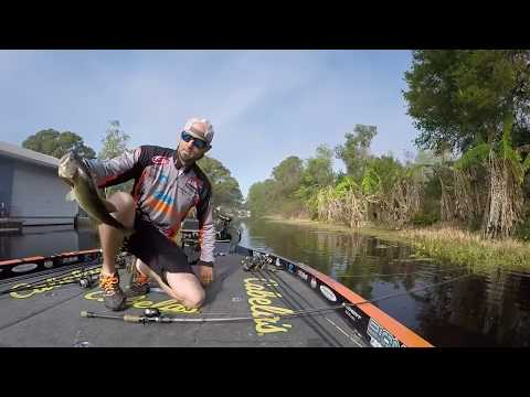 Day 1 FLW Tour Harris Chain March 2017