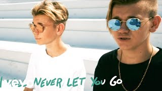 Video Marcus & Martinus - Never (Lyric Video) ft. OMI MP3, 3GP, MP4, WEBM, AVI, FLV Maret 2018