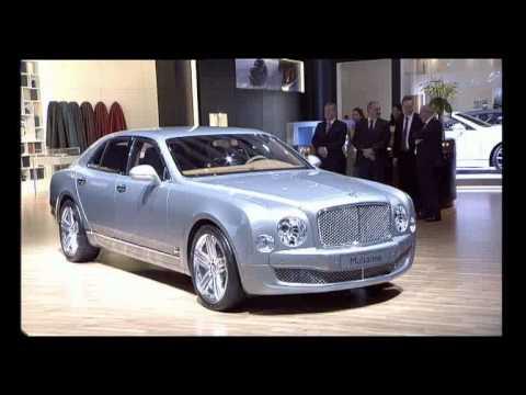 Bentley Motors at the 2011 Geneva Motor Show