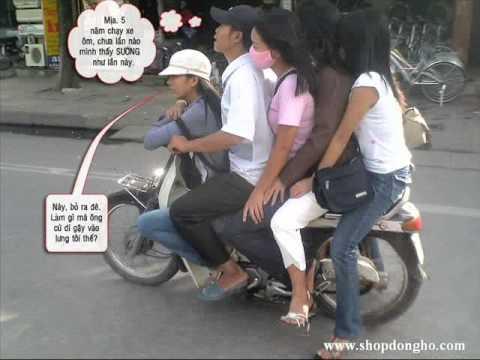 Chỉ có ở Vietnam - Funny Clip: Only in Vietnam