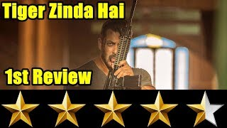 Tiger Zinda Hai First Review By Umair Sandhu I Salman Khan
