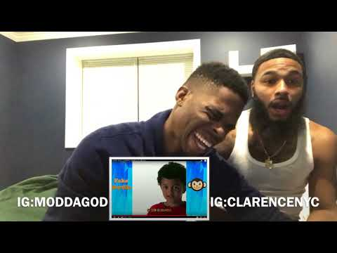 REACTING TO KIDS CURSING COMPILATION FEAT CLARENCENYC