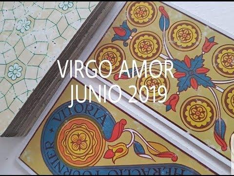 Tarjetas de amor - VIRGO AMOR JUNIO 2019