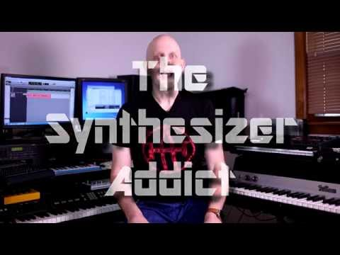 The Synthesizer Addict - Episode 1 - Synth Tour, Blofeld, And More