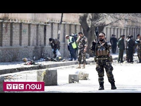 Afghanistan: Đánh bom tại đền thờ, 17 người chết | VTC1 - Thời lượng: 38 giây.