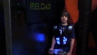 Laser Tag Briefing Video
