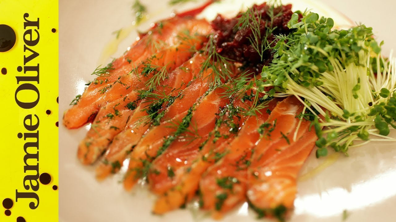 how to cook salmon jamie oliver