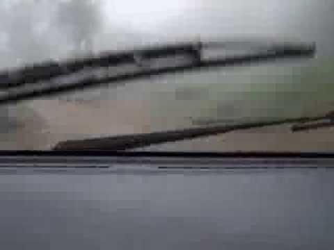 Terios AP 1.8 Carburado subindo o Morro das Antenas - Jaraguá do Sul -SC
