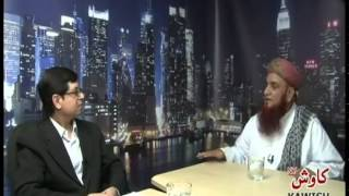 Sufi Muhammad Anwar Madni Interview On Kawish T V New York USA Part 1/4